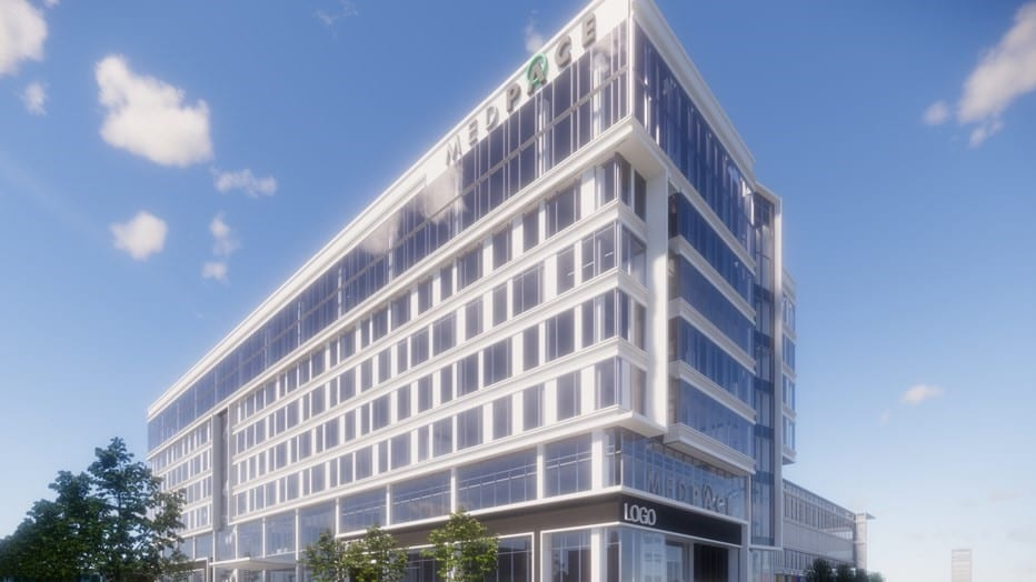 Madison Square Development MEDPACE 400 Building